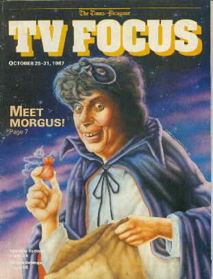 TV Focus - Halloween 1987